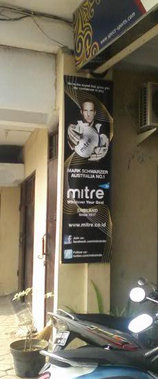 Banner Mitre – Bekasi
