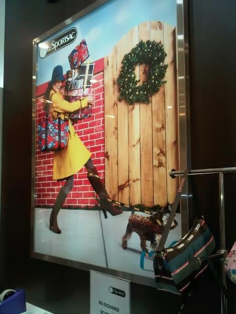 Backlit LeSportsac – Pondok Indah Mall 2