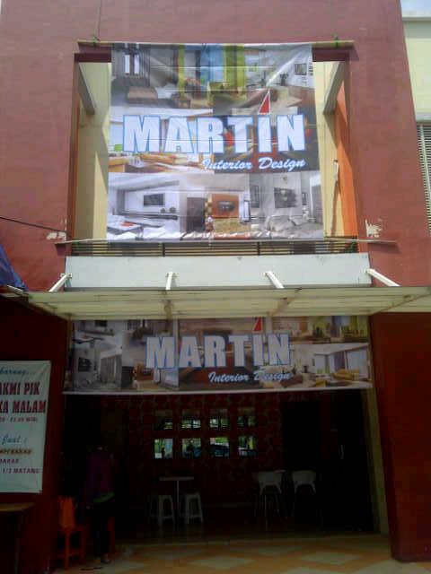 Banner Martin Interior